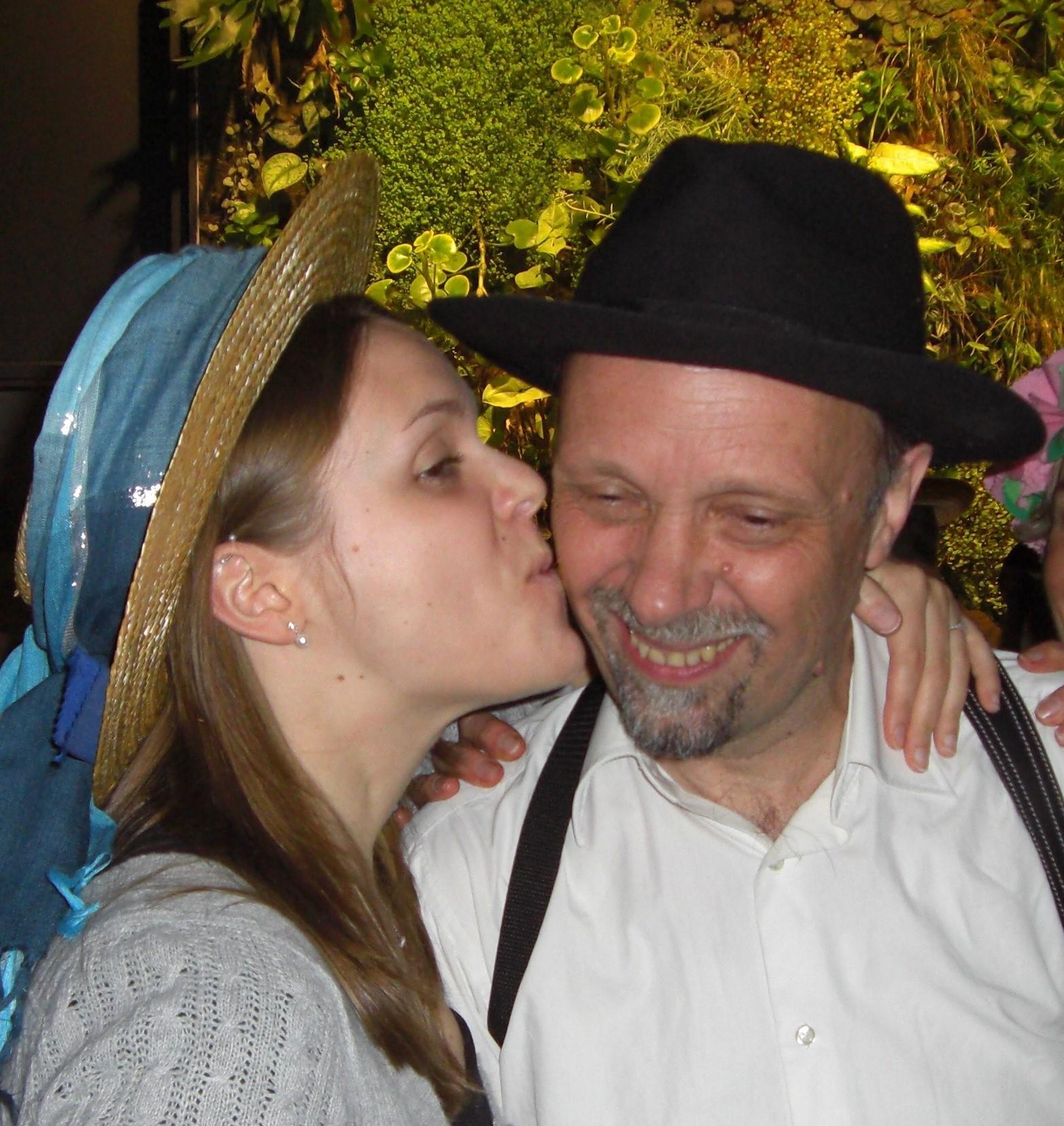 Cyrus et Floriane Fay